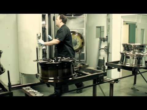 The American PVD Process, PVD Chrome Wheels