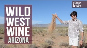 Wild West Wine // Stetson Winery - Arizona