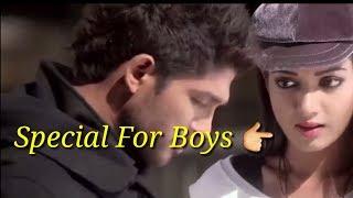 Allu Arjun Sweet Whatsapp Status Video - HD