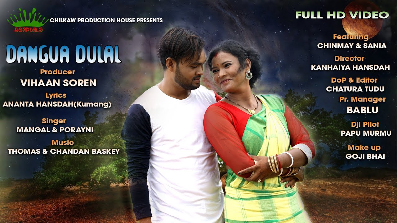ThentaThenta Nahel  Full Video Song 2019-20 || New Santali Video || Chinmay & Sania