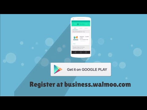 Walmoo - NFC / QR customer identification and loyalty platform