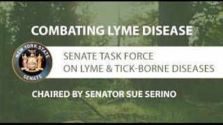 Senator Serino Hosts Community Lyme Disease Forum - 6/30/15