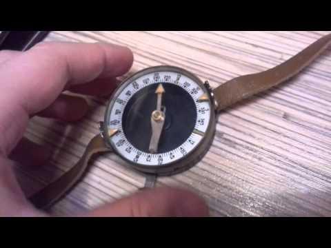 Обзор офицерского планшетника и компаса