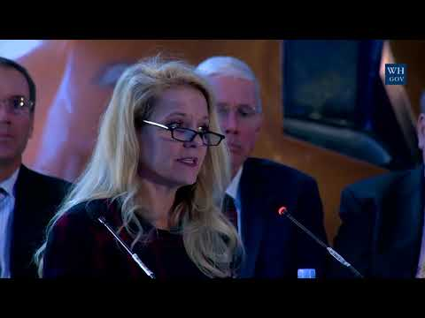 National Space Council Meeting: SpaceX President Comments