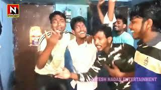 NAIHAR KE YAAR    ANKUSH RAJA    LIVE DANCE BY #NADAN_NITESH