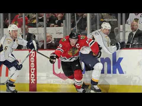 NHL Playoffs Chicago Blackhawks @ Nashville Predators, April 26, 2010