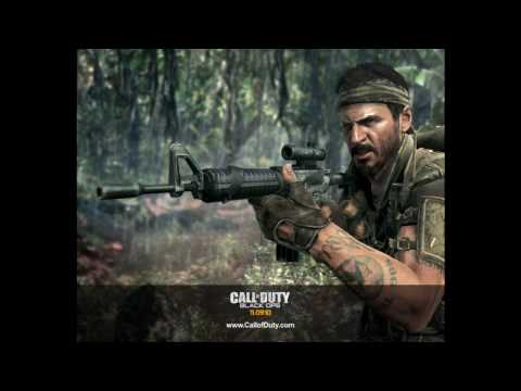 Call of Duty Black Ops Official Song Won't Back Down