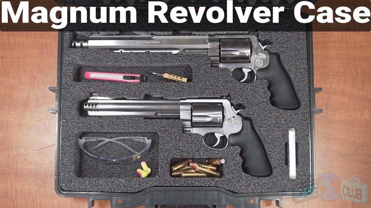 2 Magnum Revolver Case - Video
