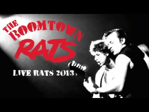 15 The Boomtown Rats - Diamond Smiles (Live) [Concert Live Ltd]