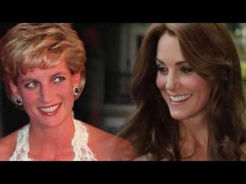 Los homenajes de Kate Middleton a Lady Di