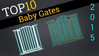 Top 10 Baby Gates 2015 | Best Baby Gate Review
