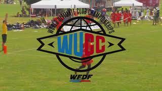 WUCC 2018 - Heat Haze(JPN) vs. Warao Ultimate Club (VEN)