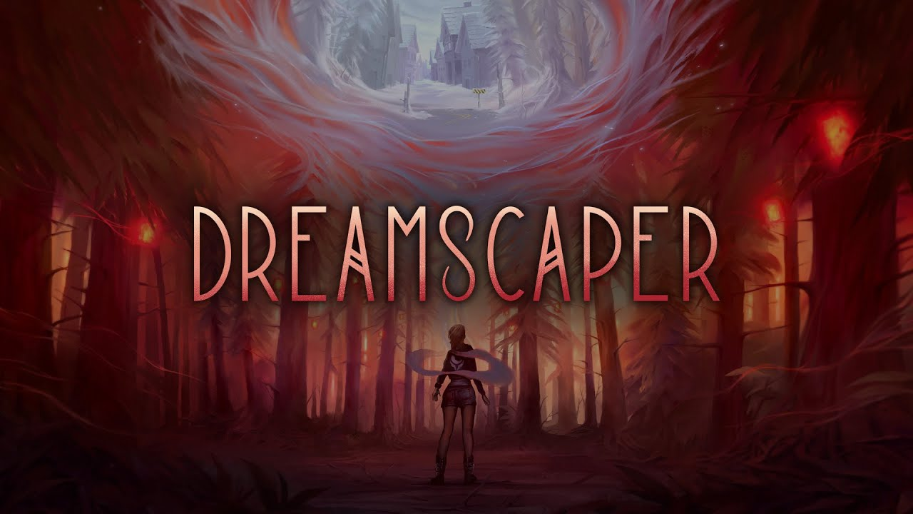 Dreamscaper: Game Dev in UE4, Shaders and Animation