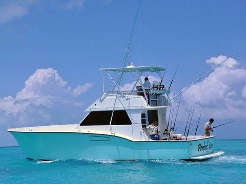 Cancun Deep Sea Fishing