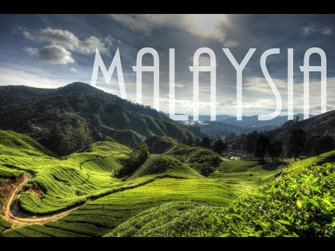 Backpacking through Malaysia!