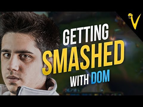 Getting smashed with IWDOM! - Viper Stream Highlights Episode #41
