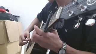 Giấc mơ chỉ là giấc mơ. Guitar cover