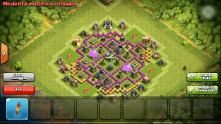 Clash of Clans - Municipio livello 7 Farming - Anti Giganti/Guaritori [fortissimo]