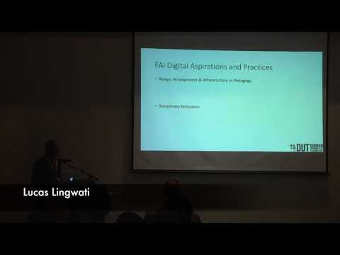 Connecting the authentic with digital aspirations at the Durban University of Technology