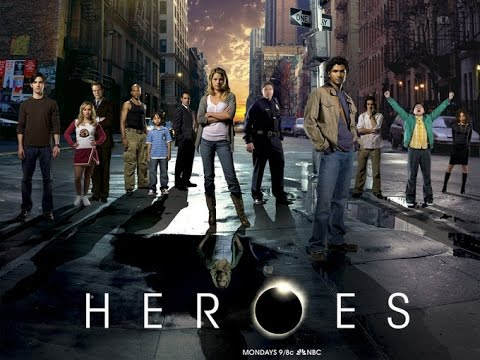Смотреть сериал онлайн бесплатно герои