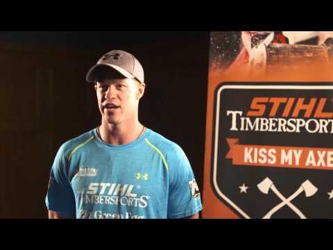 STIHL TIMBERSPORTS 2015 Episode 4 - Canadian Championship Part 1