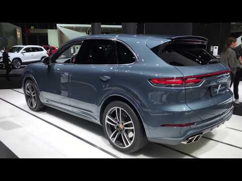 Porsche Cayenne 2018 Обзор | Stenni Тест Драйв