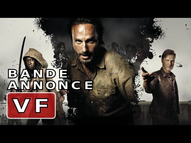 The Walking Dead video streaming