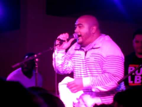 J-Boog - Cool Down The Pace, Gregory Isaacs Cover (Soundwave, San Diego, CA)