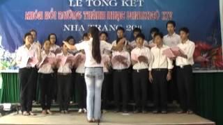 Đánh nhịp 2011_Bài 18_Trăm triệu lời ca_Học viên cấp 3