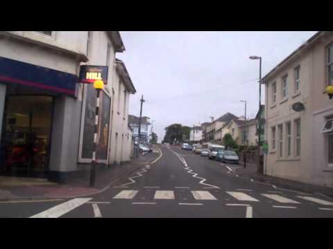 Drive around my Home Town Torquay, Devon England