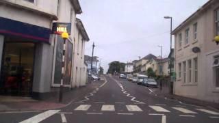 Drive around my Home Town Torquay, Devon England