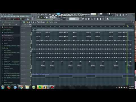 Migos - Slippery (feat. Gucci Mane) Instrumental Remake (FLP)