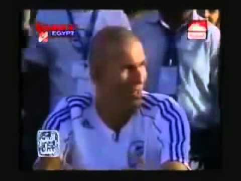 Zinedine Zidane donne une bonne leçon de modestie aux Egyptiens