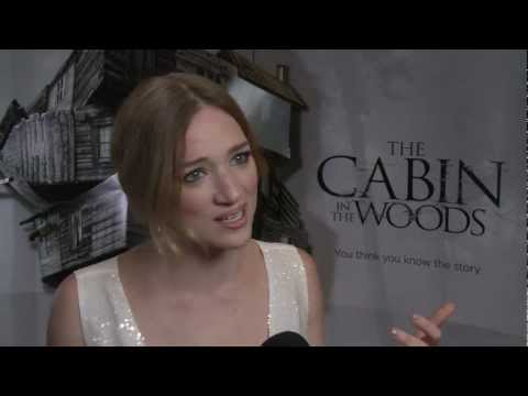 Kristen Connolly at 'The Cabin in the Woods' Premiere