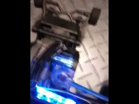Traxxas Rustler Vxl Tricked Out Youtube