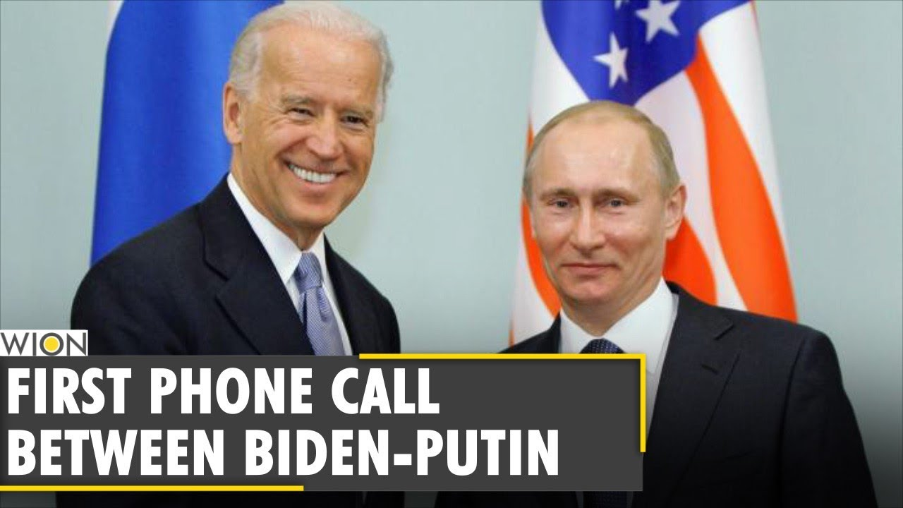 US President Joe Biden holds first call with Russian counterpart Putin | Latest World English News