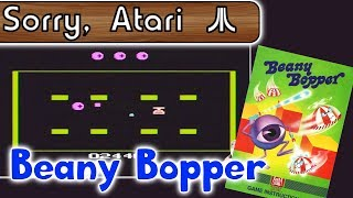 Sorry, Atari #31: Beany Bopper makes no sense what so-ever but it