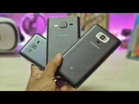 Samsung Z1 vs Z3 vs Z4 : Old Flagship Still Relevant?