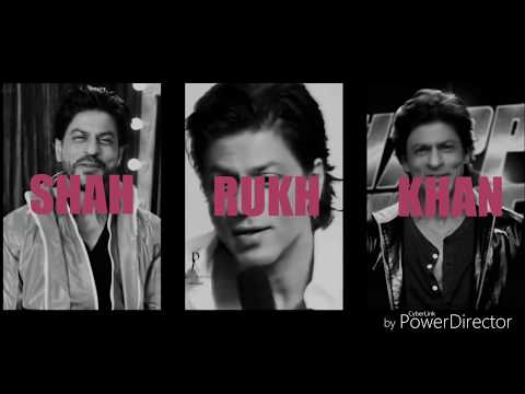 Shahrukh Khan Journey... His Lovable Legacy.... Srk Love To His Work