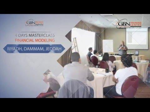 4 Days Masterclass of Financial Modeling | Riyadh, Dammam and Jeddah | GBNTC