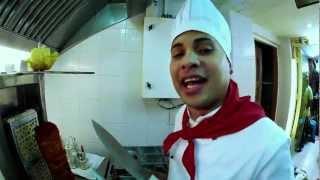 Смотреть клип Gente De Zona Feat. Made In Cuba - Salte Del Sarten / Cocina