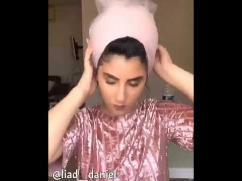 """סרטון קשירה לונג עם טול מעל """"מטפחות הכל בראש"""""""