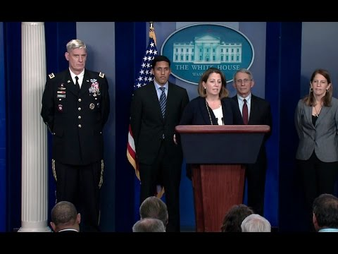 Senior Administration Officials Hold a Briefing on the U.S. Government's Ebola Response
