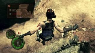 Resident Evil 5 PS4 Versus mode - Team Survivors 60FPS Gameplay