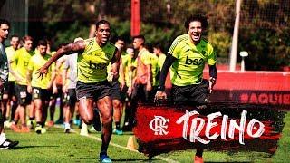 Treino do Flamengo - 09/08/2019
