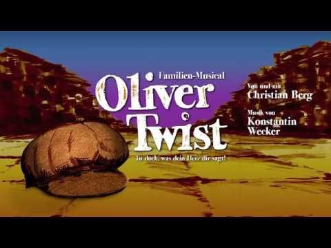 Oliver Twist Musical (Trailer) - Altonaer Theater & Harburger Theater, Hamburg