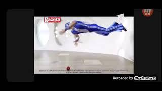Reclama Gazeta Sporturilor Orășelul Leneș Super-abonament 9 DVD-uri și Jucărie