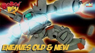 Video BoBoiBoy [English] S3E24 - Enemies, Old and New download MP3, 3GP, MP4, WEBM, AVI, FLV Mei 2018