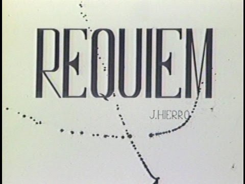 Réquiem (Cuanto sé de mí, 1957) José Hierro
