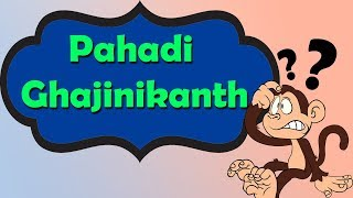 Pahadi Ghajinikanth (2019) New Released Kumaoni Hindi Short Film